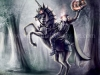 Headless Horseman on a Unicorn