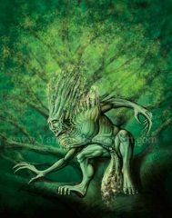 Canotila Tree Spirit