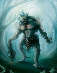 Bakasura the Great Devourer