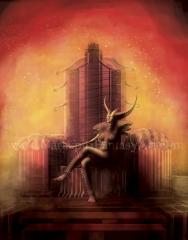 Birdu - Goddess of the Underworld