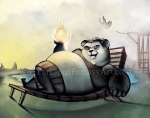 Pyro Panda !