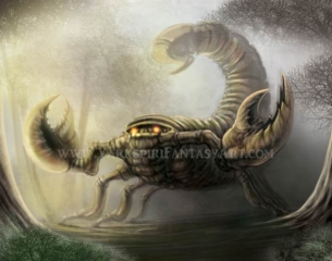 Scorpion Demon