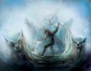 Surfing Demon