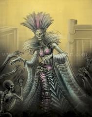 Witch Necromancer