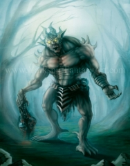 Bakasura the Great Devourer