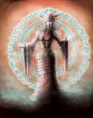 Hellowes Sorceress