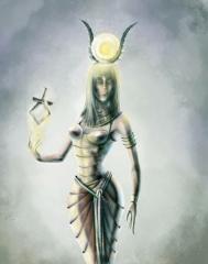 Isis Goddess 001