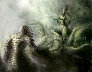 Plant Sorceress Vs Dark Mage