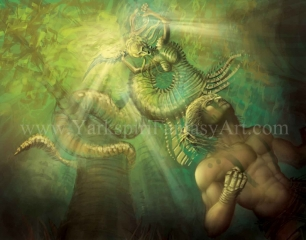 Serpent Lady
