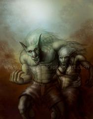 Werewolf Couple
