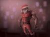 Biker Santa Clause